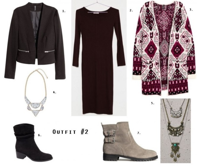 outfittips tips positiekleding werk basic budget casual outfit combineren 2