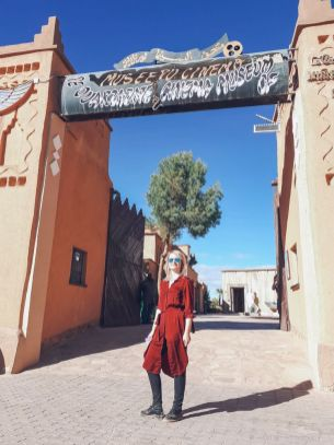 ourzazate morocco movie studio