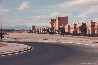 ourzazate morocco road movie studio