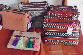 Ensemble Artisanal moroccan art bags