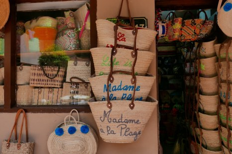 The best place for shopping in Marrakech