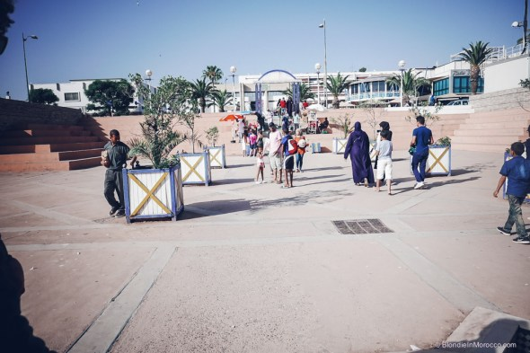 agadir morocco people