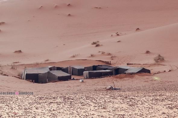morocco desert camp merzoga tents camping