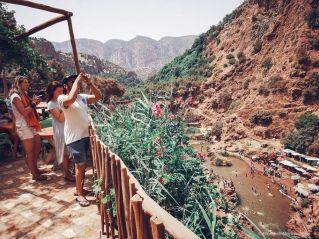 ouzoud waterfall morocco9
