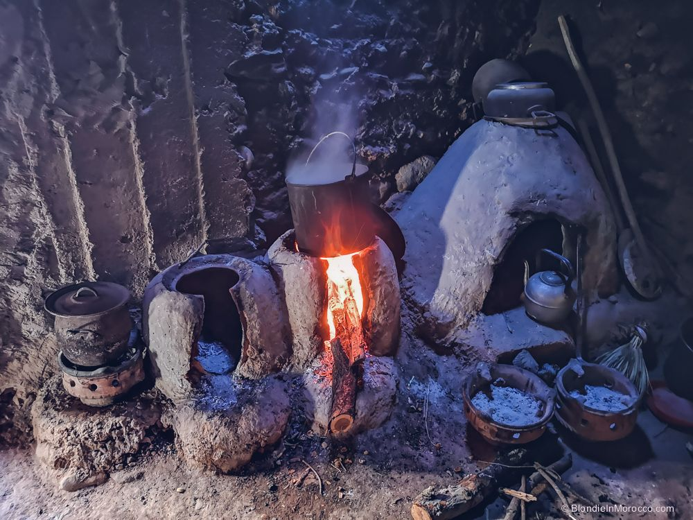 home, cooking, clay, oven, fire, morocco