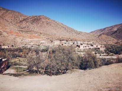 morocco, valley, mountains