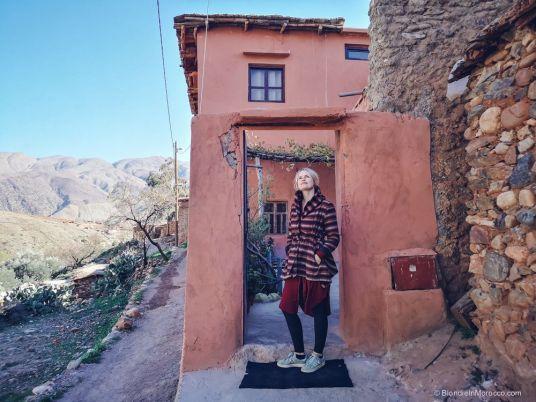 house, morocco, berber, village