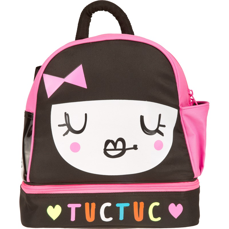 MOCHILA GUARDERIA NIÑA PEOPLE – TUC TUC