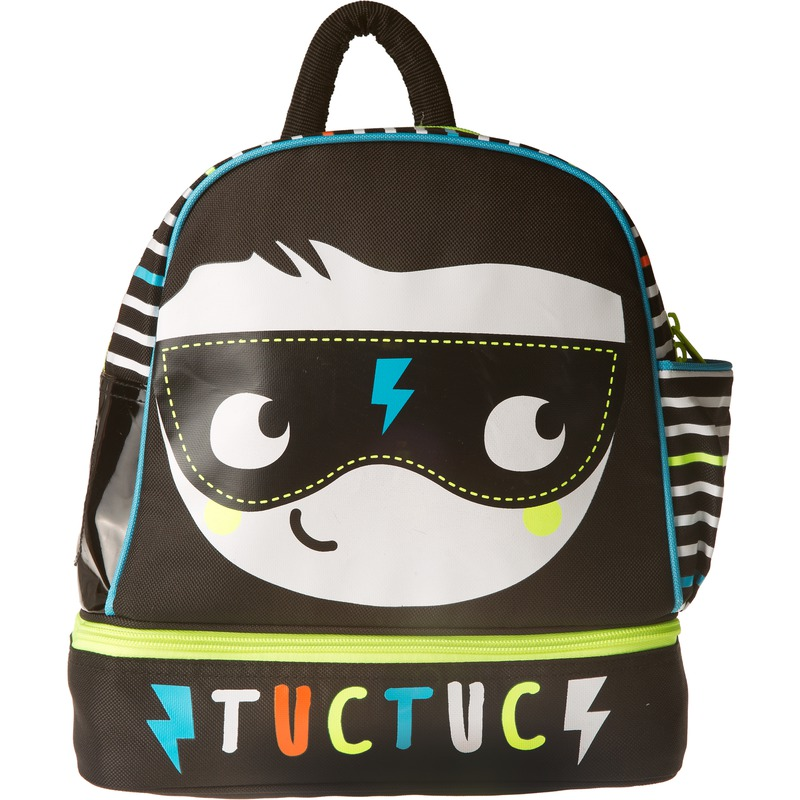 MOCHILA GUARDERIA NIÑO PEOPLE – TUC TUC