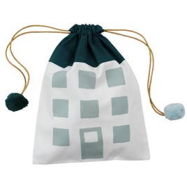 BOLSA PARA REGALITOS HOUSE EVERGREEN – FABELAB