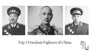 Top 3 Freedom Fighters of China