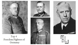 Top 4 Freedom Fighters of Germany