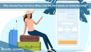 Why Should Pay Full Price When Get the Best Deals on Hotel Booking