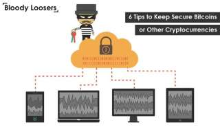 6 Tips to Keep Secure Bitcoins or Other Cryptocurrencies