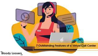 7 Outstanding Features of a Virtual Call Center or VCC