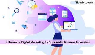 5 Phases of Digital Marketing for Successful Business Promotion