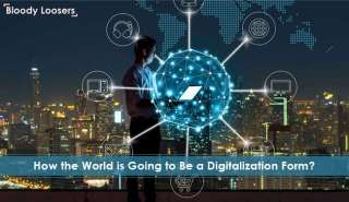 How the World is Going to Be a Digitalization Form