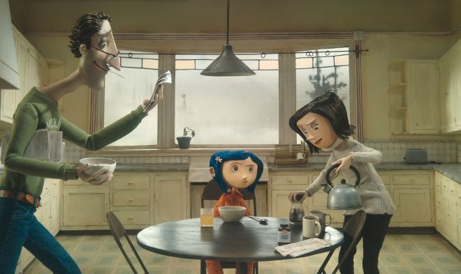 Coraline Is A Great Kids Horror Movie Bloody Whisper
