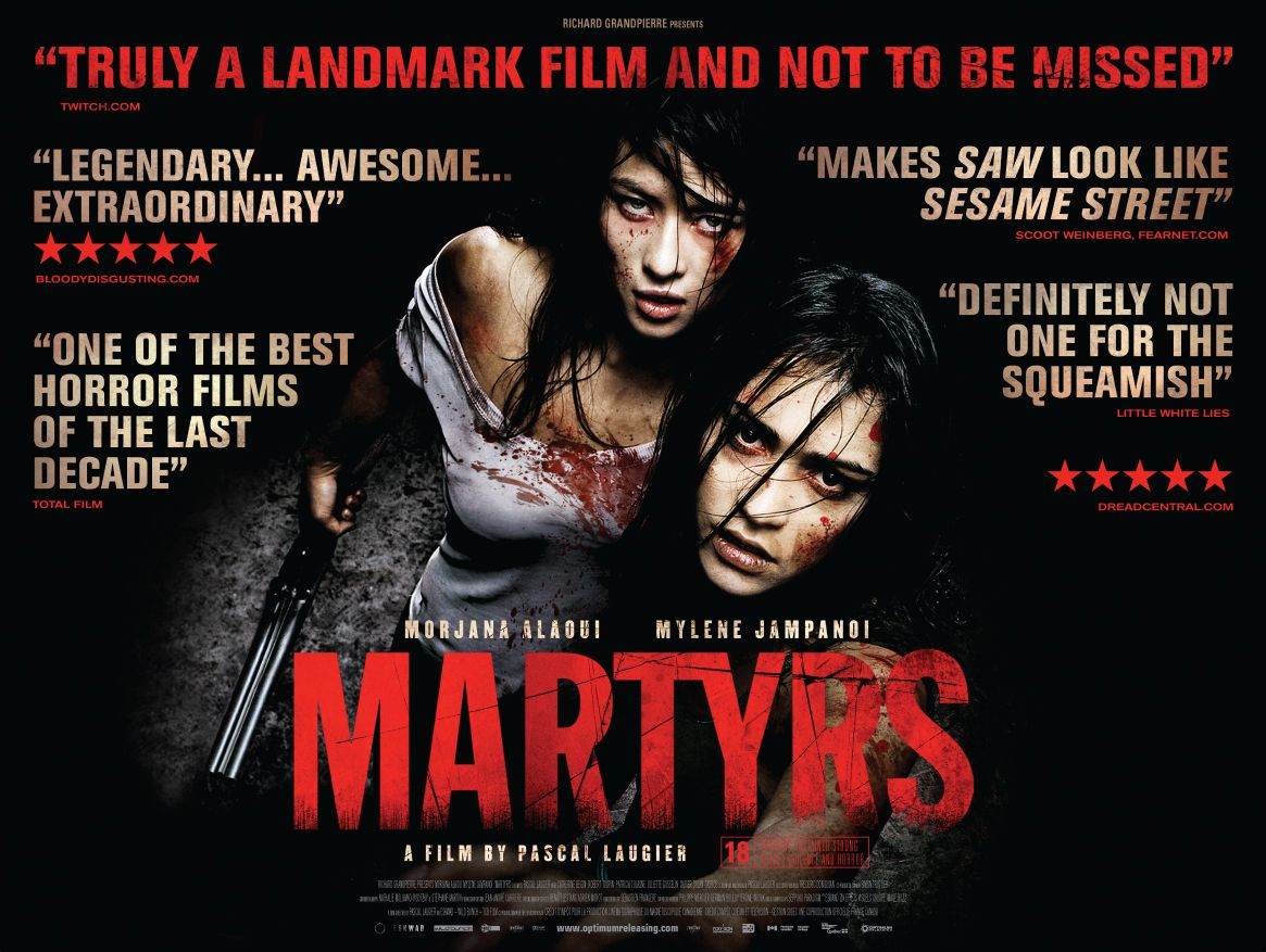 Masterpiece or Menace: Is Martyrs (2009) Torture Porn?