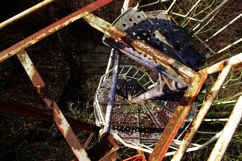 abandoned-stair-case