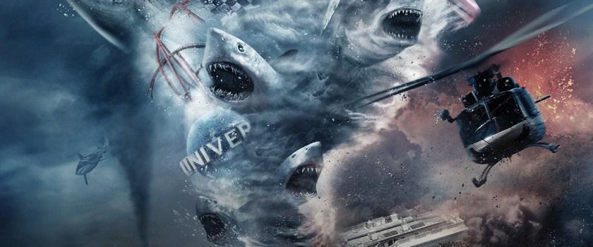 Sharknado 3: Soulless Cash Grab or Absurdist Delight?