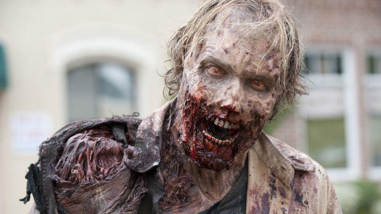 zombie walking dead