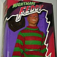 Knock-Off Horror Toys: Feddy, Spook Chasers and Alien-Man