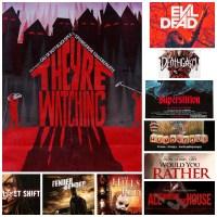Top 10 Horror Flicks For Halloween!