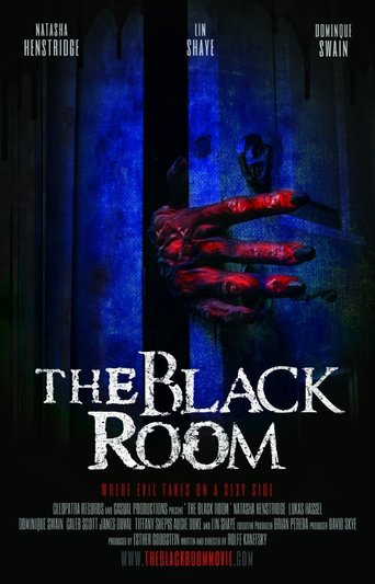 Caratula Dvd The Black Room