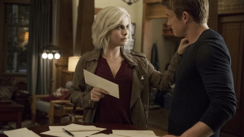 iZombie S3:E6 Some Like It Hot Mess