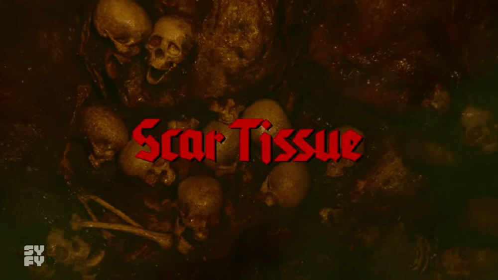 "Blood Drive Episode 10 ""Scar Tissue"""