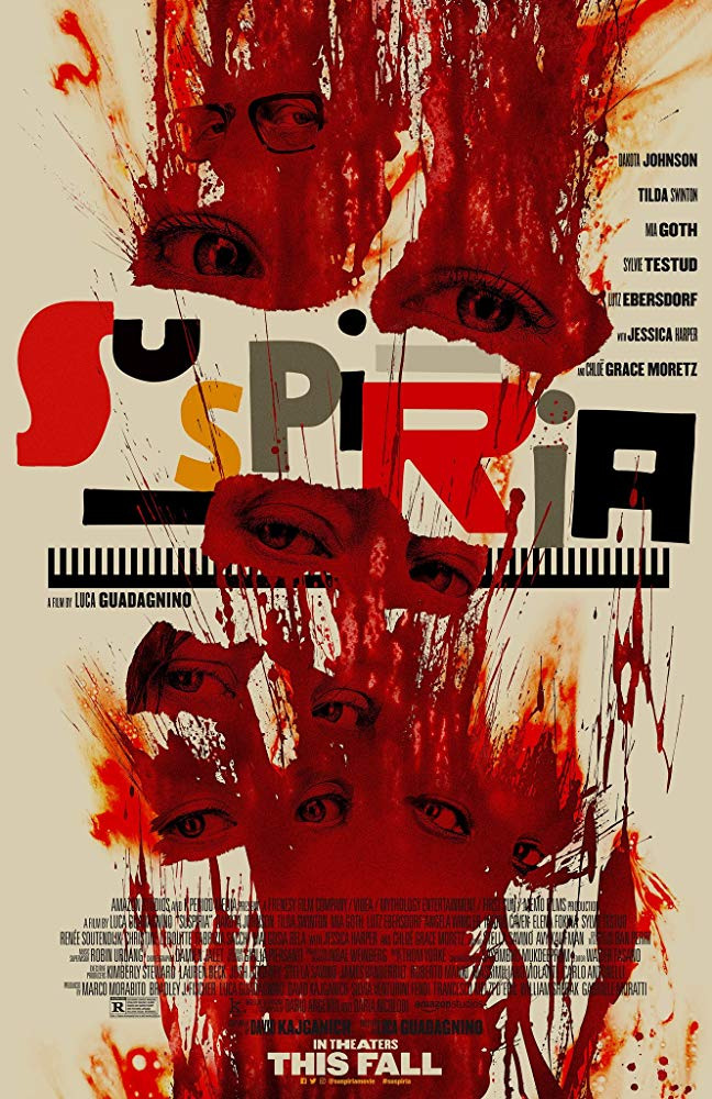 SUSPIRIA WITCHES YOU ALL THE BEST