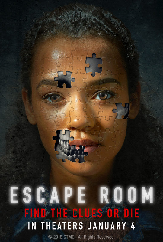 Escape Room Isn't Completely Clueless