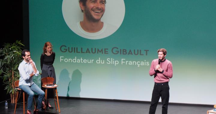 Awards du bien-être au travail 2019 : Le Slip Français se fait un point d'honneur à conserver une culture d'entreprise où chacun s'amuse et prend du plaisir.