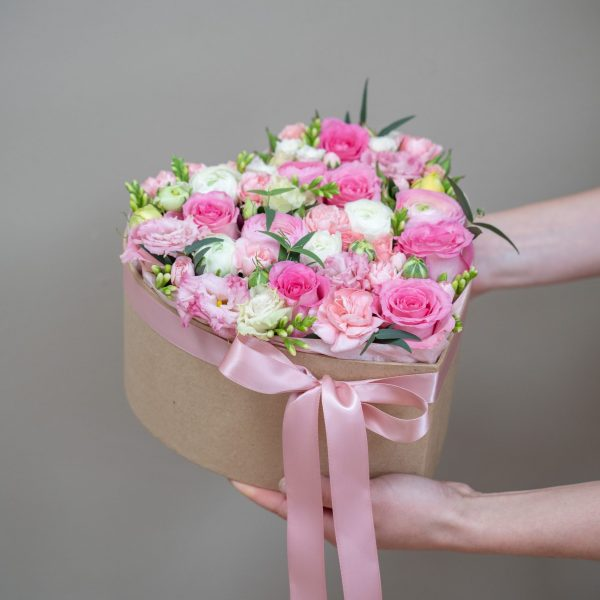 Sweetheart Flower Box