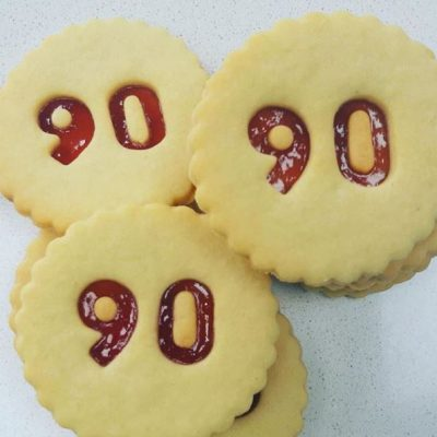 90 age biscuits