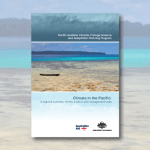 Climate in the Pacific report