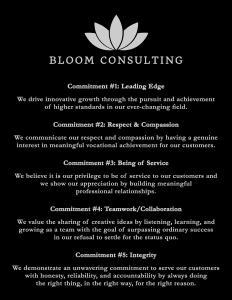 Core Commitments