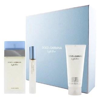 Presentpaket Kvinna - Dolce & Gabbana Light Blue Gift Set Image