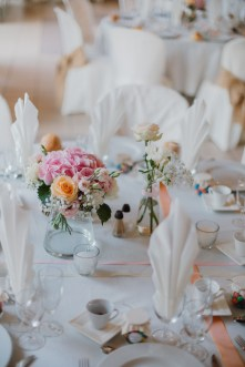 photo Ulrike Pien Centres de table Blooming Augustine