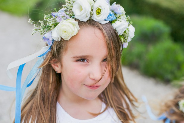 photo Ulrike Pien head band Blooming Augustine
