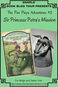 Sir Princess Petra's Mission Final Banner
