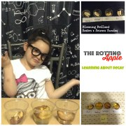 Science Sunday - The Rotting Apple Experiment
