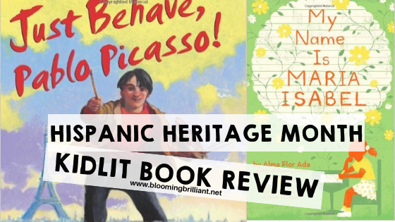 Celebrate Hispanic Heritage Month with Amazing KidLit
