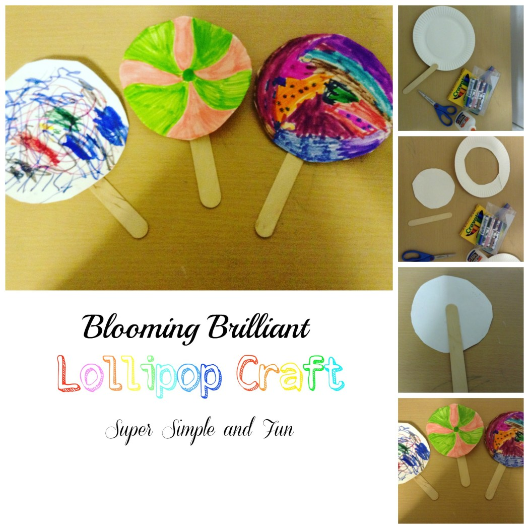 Lollipop Craft Fun And Easy Crafts For Kids Blooming Brilliant