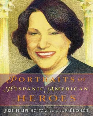 Portraits of Hispanic American Heroes Book Review