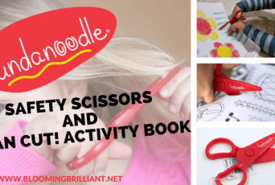 Fundanoodle I Can Cut! Cutting Activity Book is full of fun and engaging exercises to help little learners master the skill of cutting.