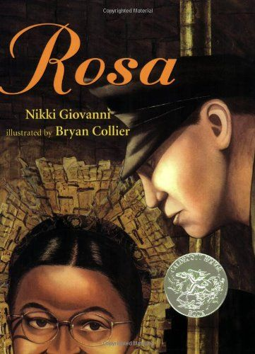 Rosa is an amazing story about the Powerful Woman named Rosa Parks.