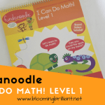 I Can Do Math! Level 1