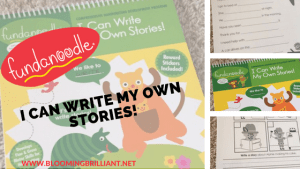 I Can Write My Own Stories!